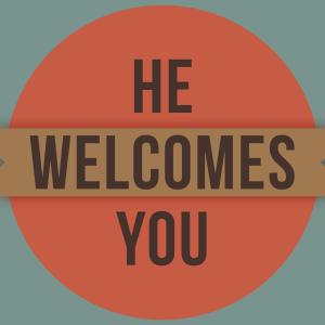He-Welcomes-You